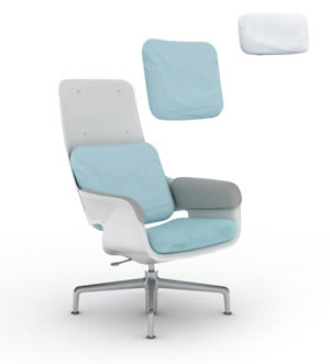 Patients chair - design the bugs out