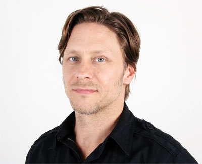 Karl Heiselman, CEO of Wolff Olins