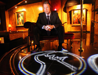 John Sprecht, VP UK, Spearmint Rhino