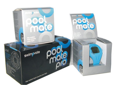 Swimovate packaging