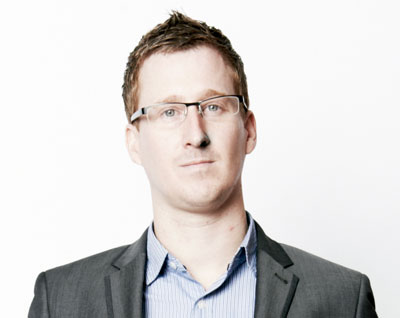 Simon Best, co-founder of BaseKit