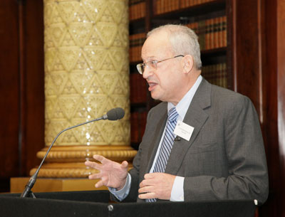 Lord Sainsbury of the Sainsbury Management Fellows