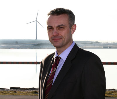 David Hunt, Director, Eco Environments