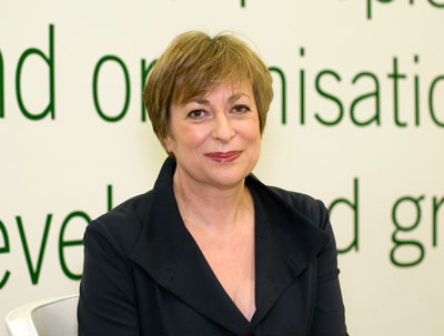 Jane Scott Paul OBE, CEO, AAT