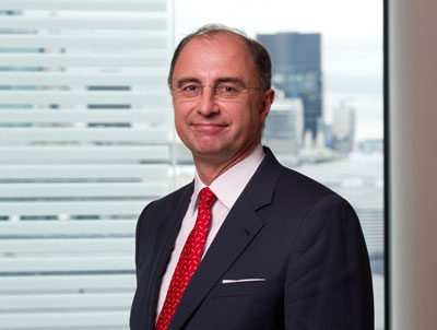 Xavier Rolet, CEO, Stock Exchange