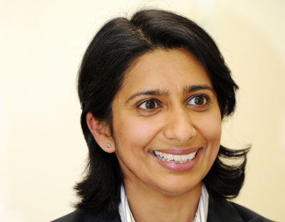 Pam Sidhu, The Wilkes Partnership