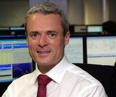 Mark Stokes, MD, Mid Markets, Lloyds Banking Group