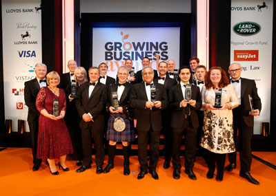 Growing Business Awards