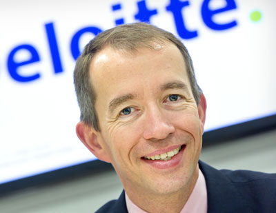 Ross Flanigan, Director, Quality + Risk Operations, Deloitte