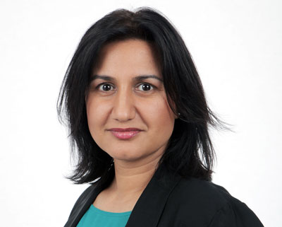 Hina Sharma, Head of Brand and Content Development, Pitney B