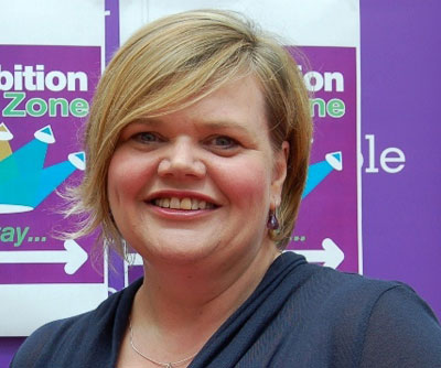 Beth Carruthers, Chief Executive, Remploy