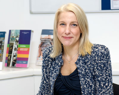 Helen Dickinson, DG, British Retail Consortium