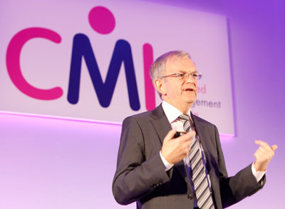 Peter Ayliffe, President, Chartered Management Institute