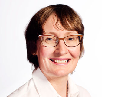 Clare Minchington, Executive Director, ACCA