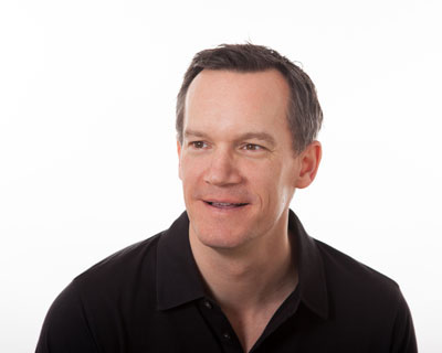 Tim Robson, leadership coach and author