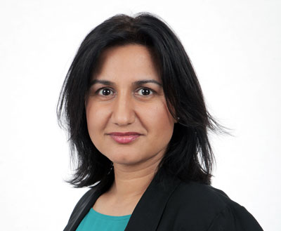 Hina Sharma, Head of External Communications, Pitney Bowes