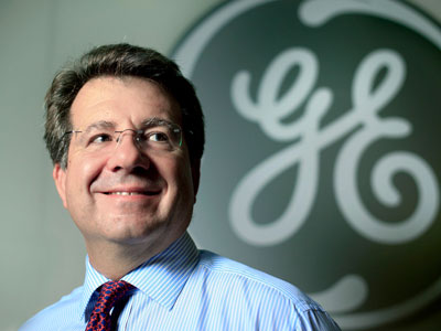 by Mark Elborne, President and CEO of GE UK & Ireland