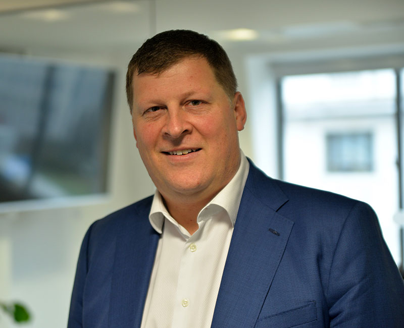 Graeme Price, Chief Executive, Jarrovian Wealth